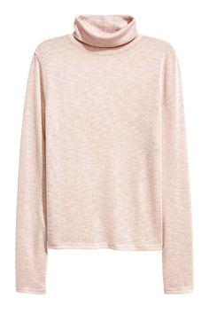 Pullover a collo alto | H&M