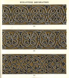 History of Architecture and Ornament - Byzantine Decoration