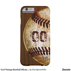 Really cool Vintage Baseball iPhone 6 Case Jersey NUMBER http://www.zazzle.com/cool_vintage_baseball_iphone_6_case_jersey_number-179476812656678395?rf=238012603407381242 View some really cool vintage baseball gifts CLICK HERE: http://www.Zazzle.com/YourSportsGifts   Visit our Website http://YourSportsGifts.com