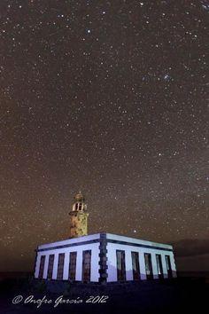 La observación del cielo nocturno de La Palma es una buena opción y una buena actividad. Fotografía, cortesía de Onofre García