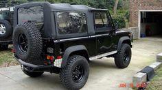 Badass Land Rover Defender