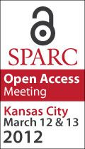 SPARC Open Access Meeting 2012 - Kansas City, United States