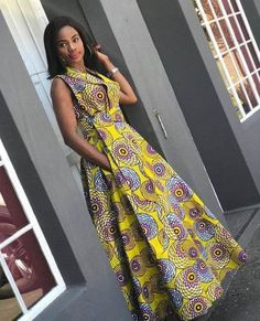 Look at this Classy latest african fashion look 2981685284 African Fashion Skirts, African Fashion Designers, African Inspired Fashion, African Print Dresses, African Print Fashion, Africa Fashion, African Dress, African Style, Ankara Fashion