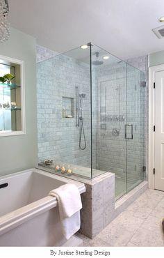 7 Characteristics of a Dream Shower