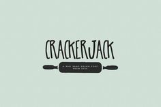 Check out CrackerJack by OnTheSpotStudio on Creative Market