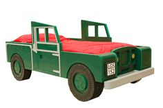 Land Rover Series 1 Single bed by Fun Furniture Collection, Home of  Luxury Handmade Theme Childrens Beds,Toy Boxes and Storage