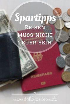 Spartipps um deine Reiseziele zu erreichen, auch mit kleinem Reisebudget. Ideen die deine Reise billiger zu machen.