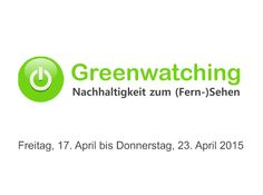 Greenwatching: Freitag, 17. April bis Donnerstag, 23. April 2015. Freitag, 17. April 2015. Arte, 16:15 bis 17:00. Geisterstädte...
