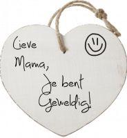 Lieve mama, je bent geweldig! van BallonPlus.nl