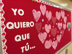 Teaching Spanish w/ Comprehensible Input: Subjunctive Hearts - in time for Valentine's Day (Valentins Day Activities For Adults) easywayspeakspani. Spanish Lessons For Kids, Spanish Basics, Spanish Lesson Plans, Spanish Activities, Spanish Projects, Spanish Club Ideas, Listening Activities, Class Activities, French Lessons