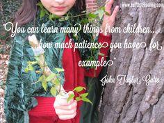 Earthschooling Inspirations