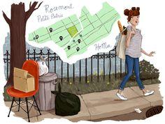 Damask & Dentelle City Guide #Rosemont #Montreal #travel