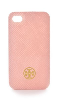 Tory Burch Printed Hard Shell iPhone 4/4S Case