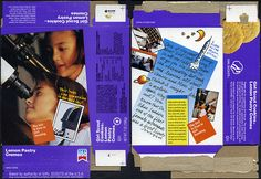 Girl Scout Cookies - Lemon Pastry Cremes box - 1992 | Flickr - Photo Sharing!