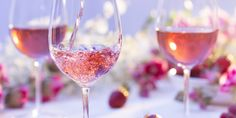 Wine lovers, it's time to put on your rosé-coloured glasses, because this pink lady is around to stay.   Currently outselling white wine in France (and has been since 2008), it's a trend Pete