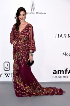 OS LOOKS DO BAILE DA AMFAR EM CANNES - Fashionismo
