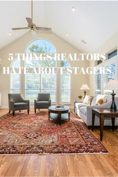 Great Article from the Blog. Must read for Home Stagers or Redesigners