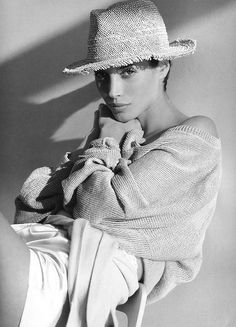 Christy Turlington [ Knit. The CV ]