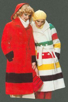 Hudson's Bay Co. Sweet Style, My Style, Hudson Bay Blanket, Blanket Coat, Fur Trade, Canadian History, My Wardrobe, Pendleton Blankets, Fashion Beauty