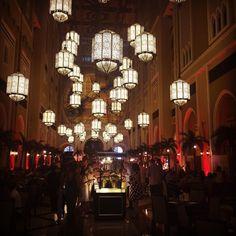 Outstanding #brunch @movenpickhotelibnbattutagate Thanks for the invitation @mohamed_fakih. It was really amazing! #international #buffet #movenpick #movenpickhotel #ibnbattutagate #hotellobby #vibemusicgroup #dubai #uae