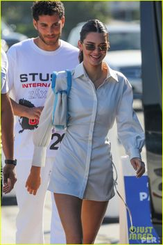 Kendall jenner style 376895062565484390 - Full Sized Photo of kendall jenner fourth of july with kyle kuzma 02 Kendall Jenner Outfits, Kendall And Kylie, Summer Outfits, Casual Outfits, Cute Outfits, Look Fashion, Fashion Outfits, Womens Fashion, Kardashian