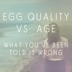 Age: what you've been told is wrong Egg Quality vs. Age - What you've been told is wrong Pregnant At 40, Get Pregnant Fast, Getting Pregnant, Pregnancy Over 40, Pregnancy Tips, Pregnancy Tracker, Advanced Maternal Age, Fertility Foods, Fertility Yoga