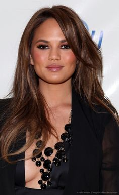 "Chrissy Teigen: not a follower however ...she is the heroine of the day when she stated ""there will be no hot nannies in her home!"" Finally a woman with some common sense!! Rocks!"