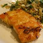 Honey Coconut Salmon- Approved! Made this tonight and it was DELISH. Thought I'd share :-)