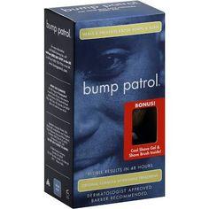 Bump Patrol Aftershave Razor Bump Treatment - 2 fl oz bottle