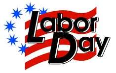 2016 Labor Day is around the corner and the searches for Labor Day Clip art images has already begun. There are people who want the… When Is Labor Day, Labor Day Usa, Happy Labor Day, Labor Day Clip Art, Labour Day Wishes, Labor Day Pictures, Labor Day Quotes, Weekend Images, Usa Holidays