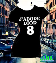 $179.00 Playera o Blusa J'adore Dior - Comprar en Jinx