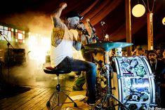 Deadbeatz, Azkena Rock Festival 2019, Trashville, Medizabala, Vitoria-Gasteiz, 22/VI/2019. Foto por Dena Flows Rock Festivals, Flow, Festivals, Photo Galleries, Concert
