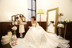 結婚式場写真「チャペル ブライズルーム」 【みんなのウェディング】