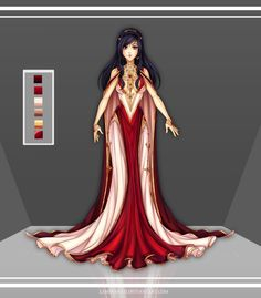 Adoptable Outfit Auction 69(closed) by LaminaNati.deviantart.com on @DeviantArt