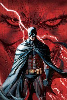 Batman: Europa #2 cover art by Giuseppe Camuncoli