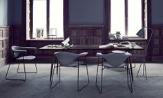Chairs | Seating | Masculo Chair | GUBI | GamFratesi. Check it out on Architonic