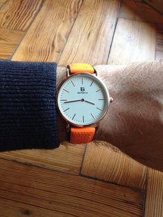 Berbice watch from www.berbice.co also see @berbicewatches