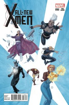 All-New X-Men #18 (Issue)