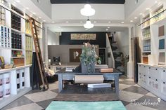 Portola Paints & Glazes | Guide to Shopping on West 3rd. Street, Los Angeles | Travelshopa