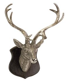 Love this Ames Deer Rack by IMAX on #zulily! #zulilyfinds