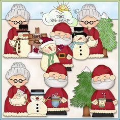 kerstplaatjes