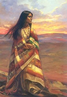 Women in Native American communities have been producing art intertwined with spirituality, life, and beauty for centuries. Description from pixgood.com. I searched for this on bing.com/images