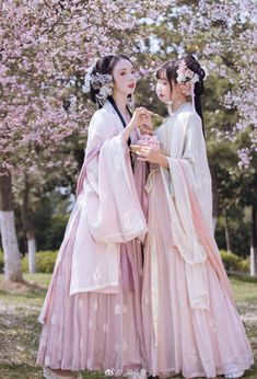 Korean Traditional Dress, Traditional Fashion, Traditional Dresses, Traditional Chinese, Hanfu, Asian Style Dress, Korean Princess, Chinese Clothing, Chinese Dresses