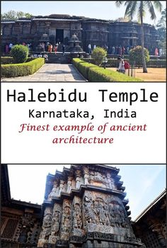 Hoysalwswara Temple | Halebidu Temple | Weekend getaway from Bangalore | Karnataka | India | Ancient Temple with best architecture that surpasses even gothic forms