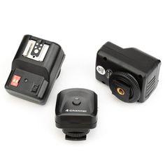 Neewer 4 Channels Wireless/ Radio Flash Trigger Set With 2 Receivers Neewer $19.95 http://www.amazon.com/dp/B008MTN9MM/ref=cm_sw_r_pi_dp_X9y1tb11GYD2EWMJ