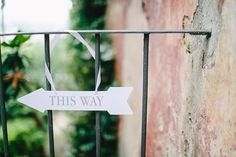 Romantic and Detail-Filled Tuscany Destination Wedding