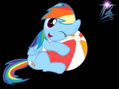 my little pony rainbow dash - Google Search