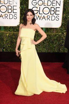2015 Golden Globe Awards #jenna_dewantatum