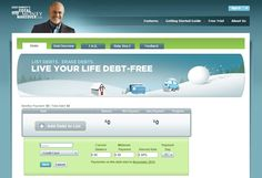 How to use the Debt Snowball Calculator on Dave Ramsey's site