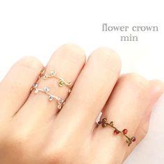 花冠のリング